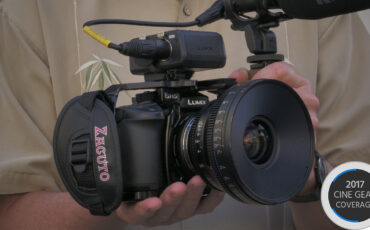 Zacuto GH5 Cage - Form-fitting and Compatible with Atomos Recorders