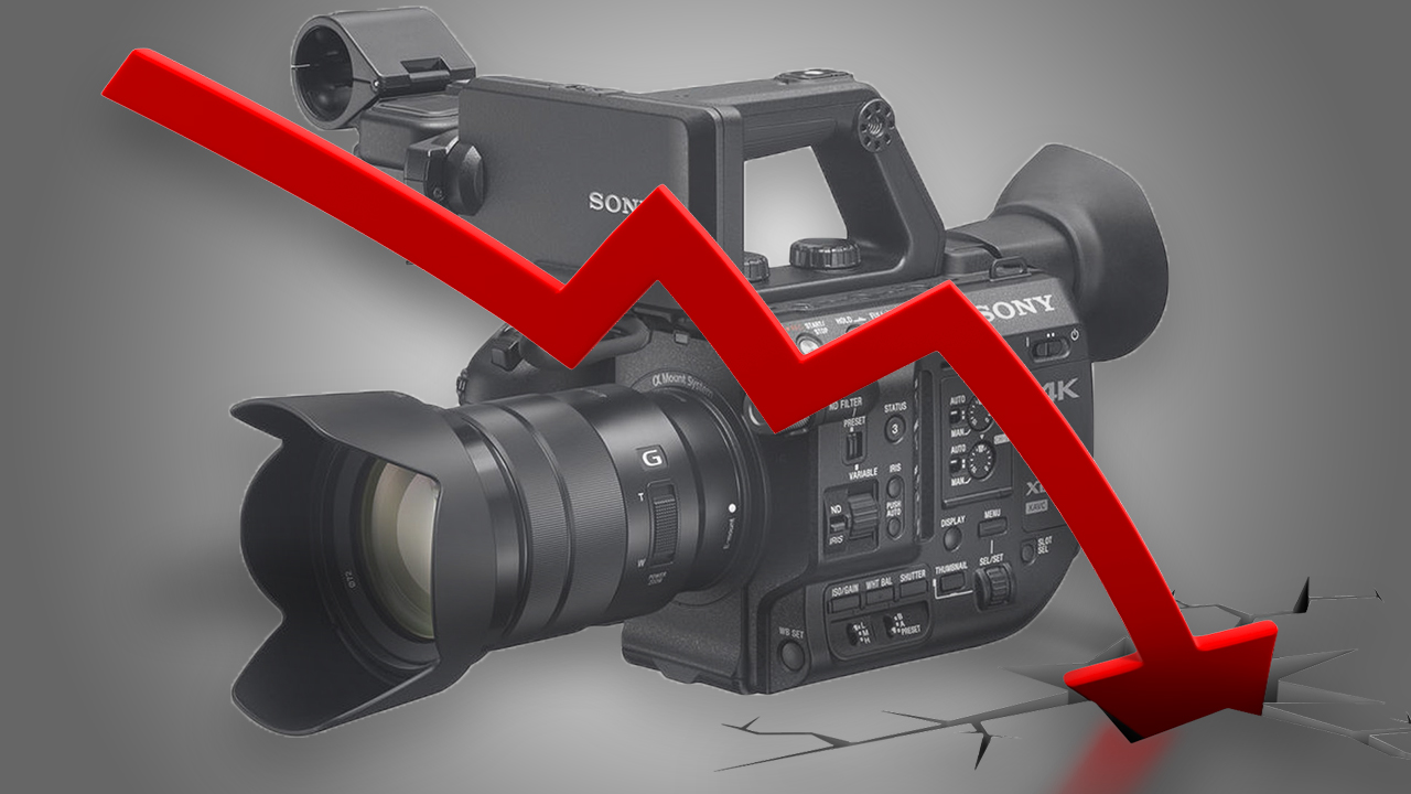 $1000 Rebate On The Sony FS5 - Is Sony Feeling The Pressure?