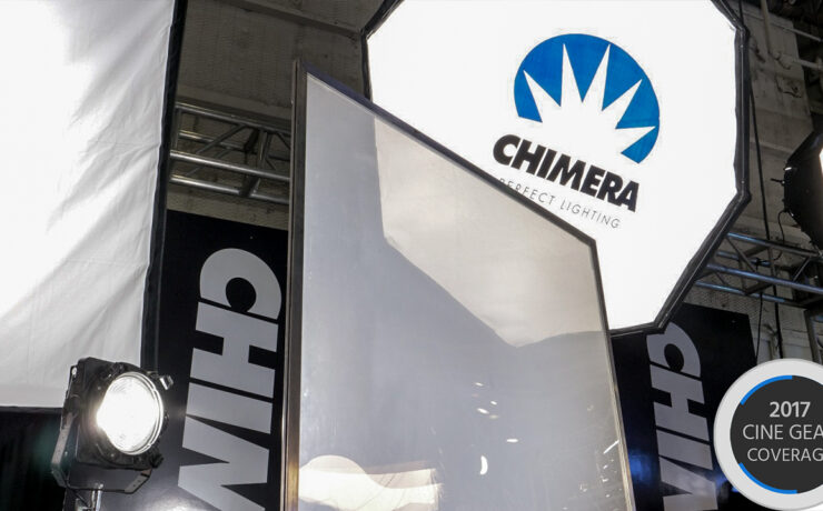 Chimera Active Diffusion - How Soft do You Want That Light?