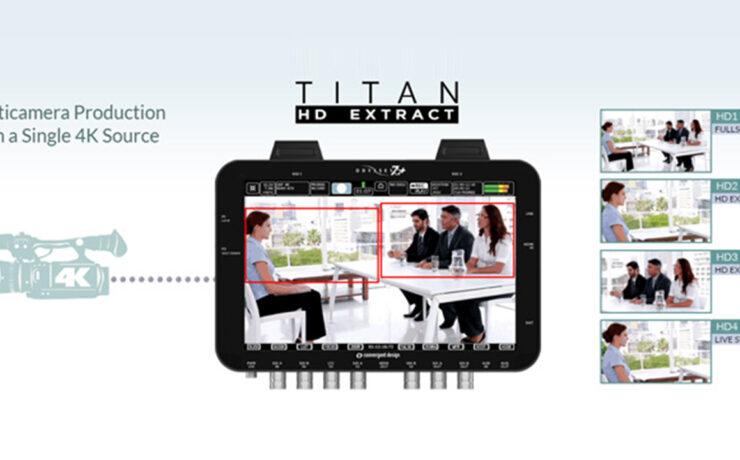 Odyssey & Apollo Firmware Update: Avid DNxHD, Titan HD Extract Plug-Ins For Free