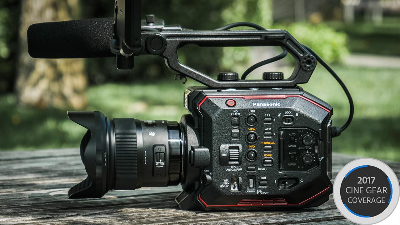 パナソニックがAU-EVA1を発表 - $8,000以下のコンパクトなシネマカメラ