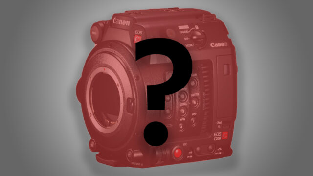 Who Is The Canon C200 For?