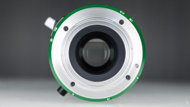 Fujinon MK 50-135mm Review - optics