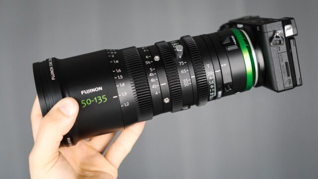 Fujinon MK 50-135mm review