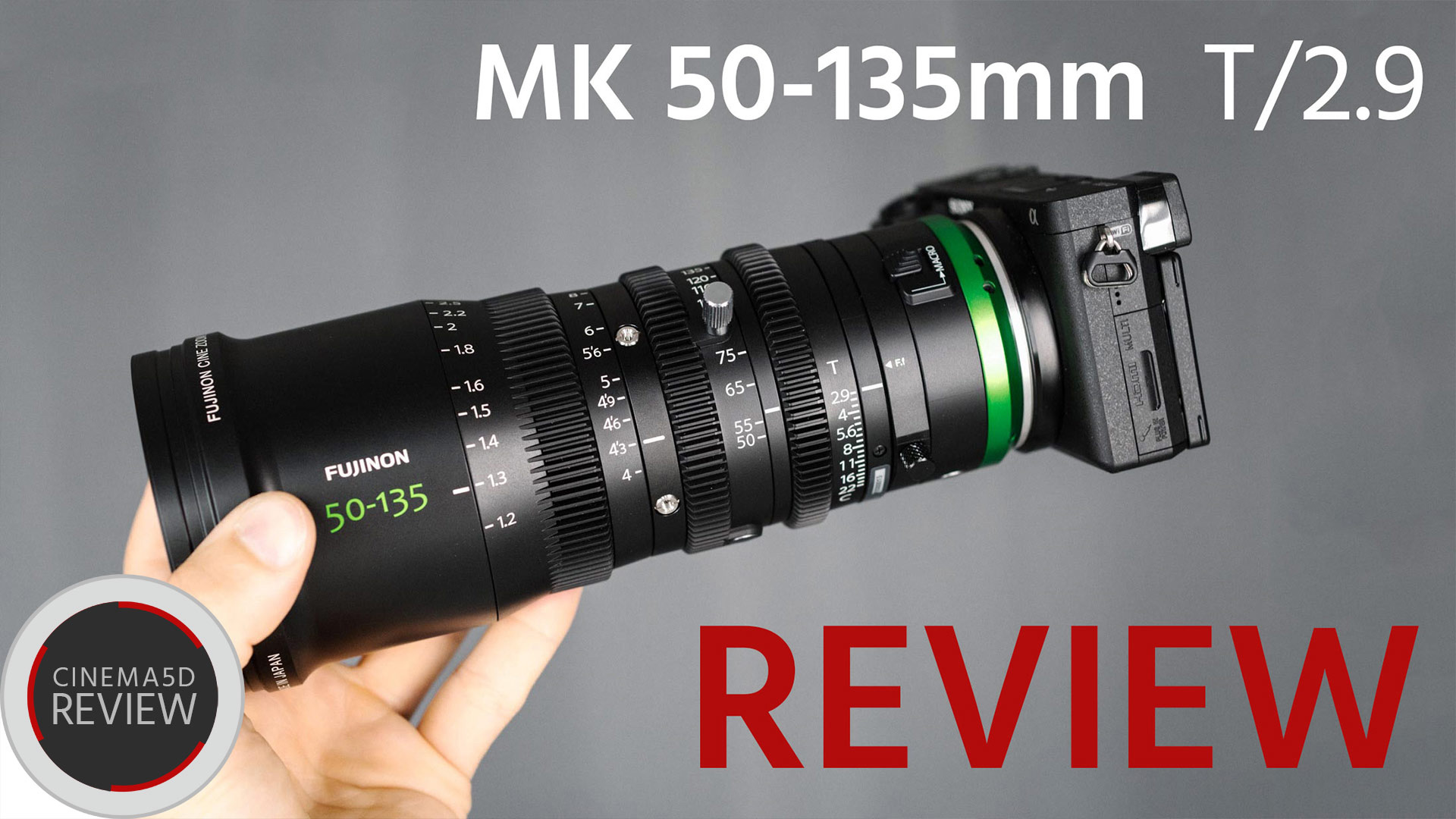 Reseña del FUJINON MK 50-135mm: ¿un zoom de cine valioso para tu kit?