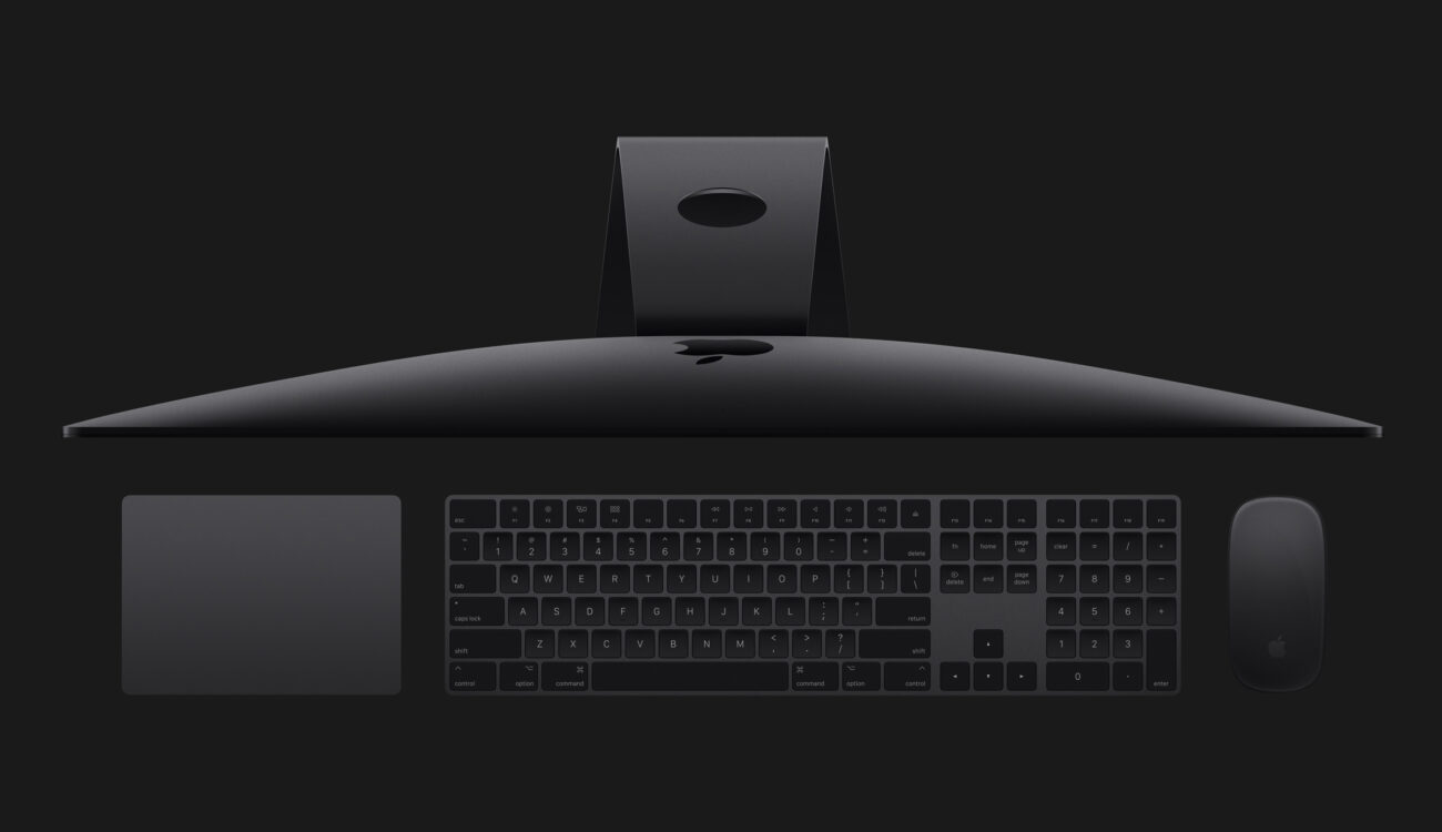 Apple Reveals The New iMac Pro - 18-core CPU & 4TB SSD...