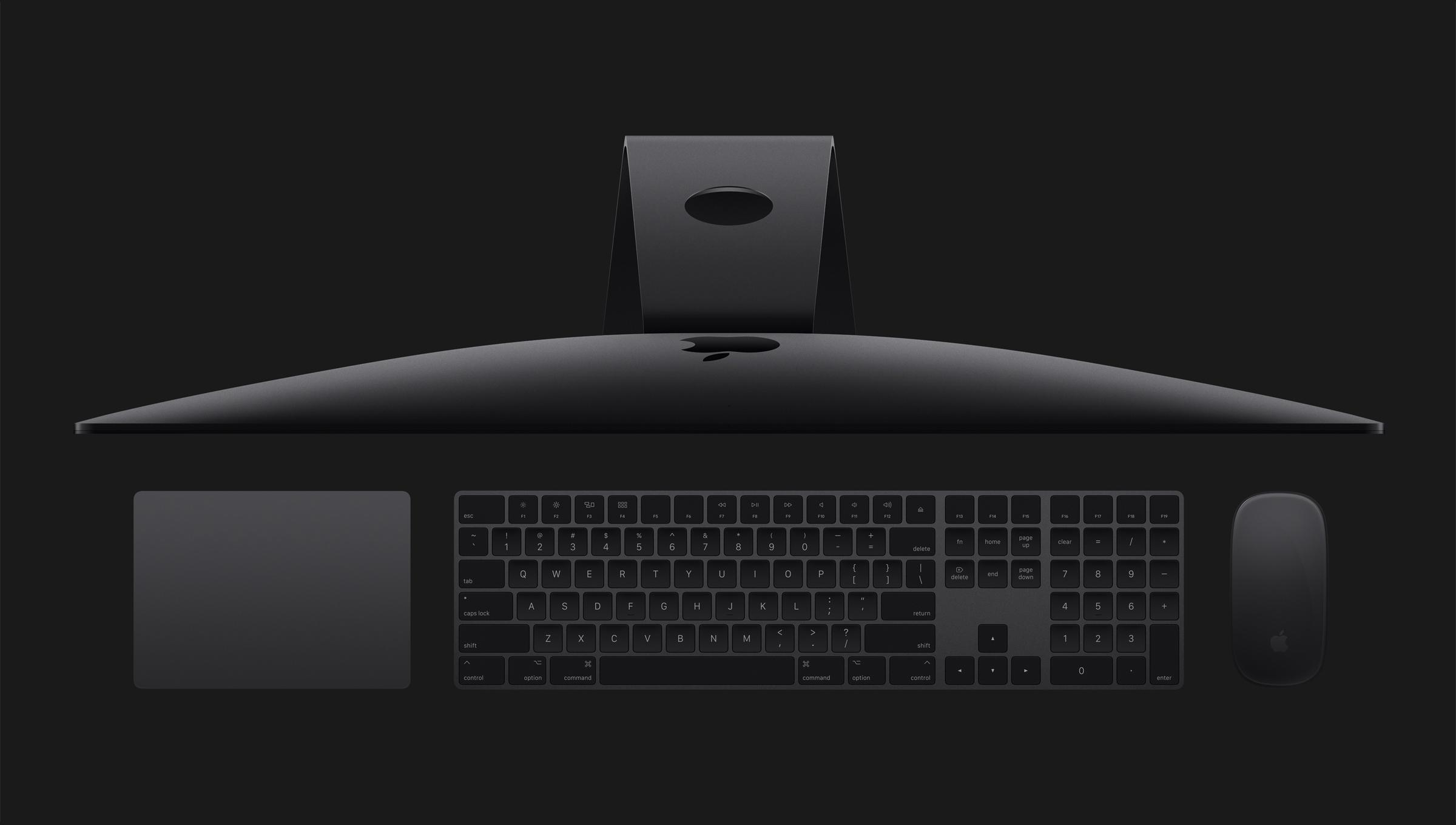 アップルがiMac Proを発表 - 18コアCPU、4TB SSDを搭載