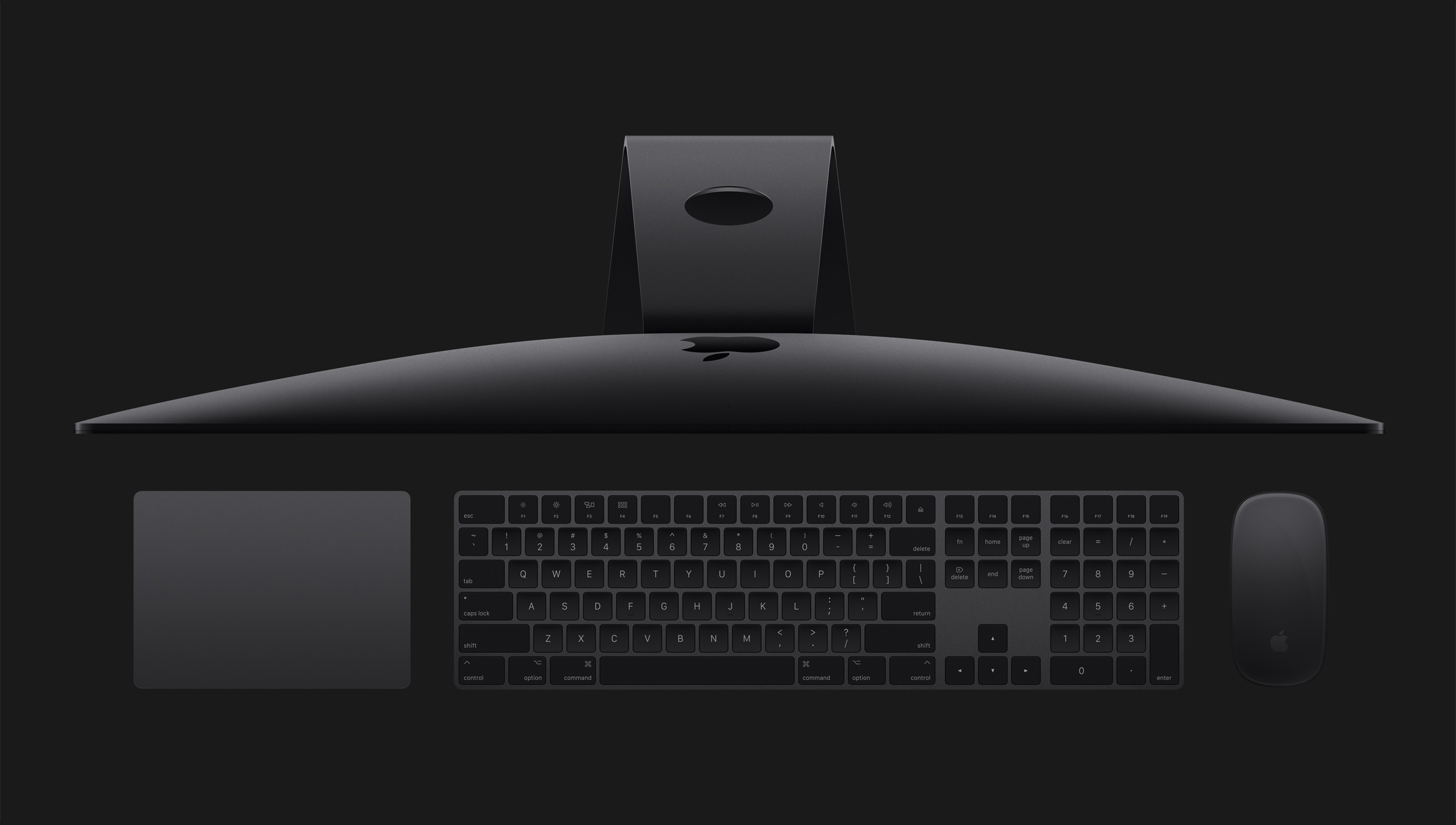 Apple Reveals The New iMac Pro - 18-core CPU & 4TB SSD