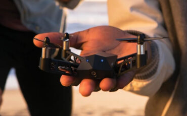 Kudrone - A Tiny 4K Drone with a Tiny Price Tag