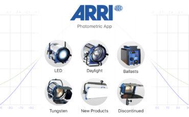 ARRI Photometrics App 4.0 - Now for Android