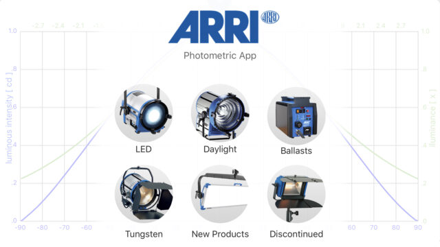 ARRI Photometrics App 4.0 – Now for Android