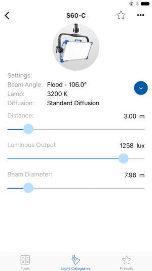 ARRI Photometrics App