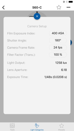 ARRI Photometric App 4 0 - Now for Android