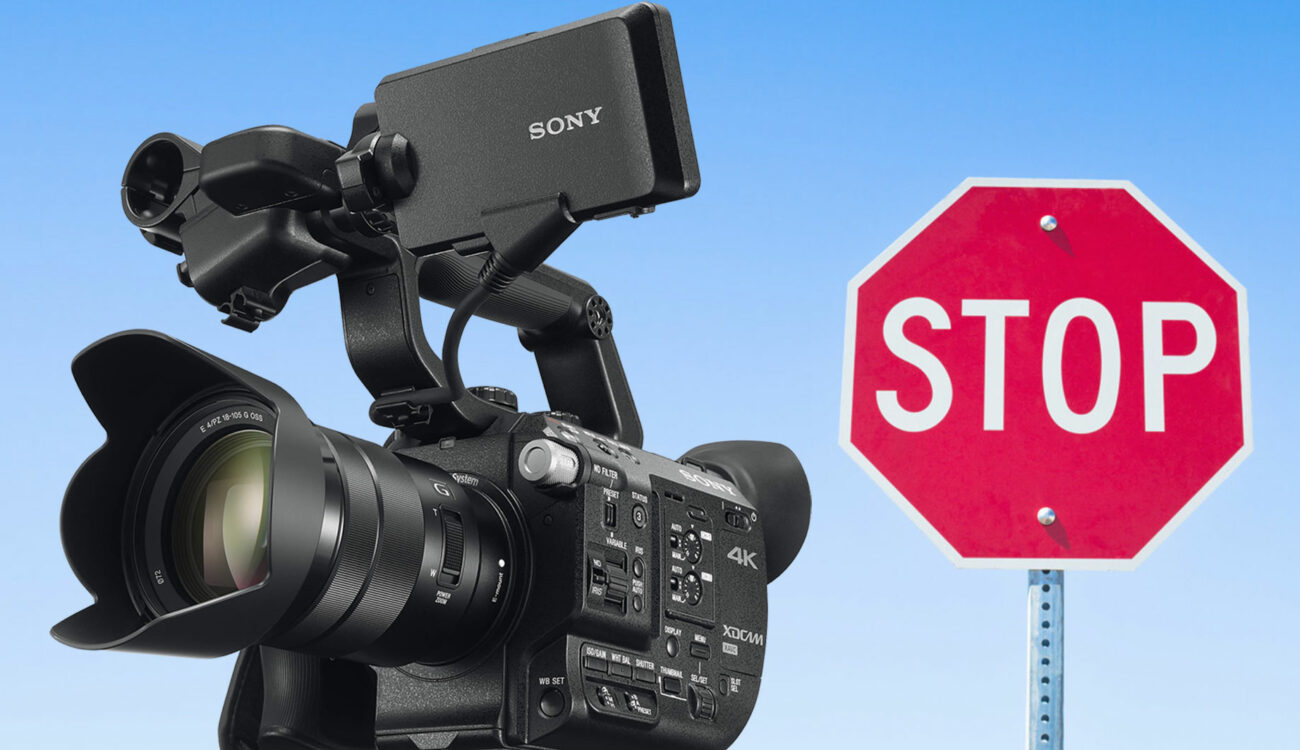 Sony Explain Why They Pulled FS5 Firmware 4.0 Update