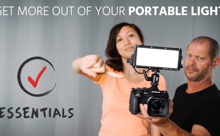 Get More Out of Your Portable Light