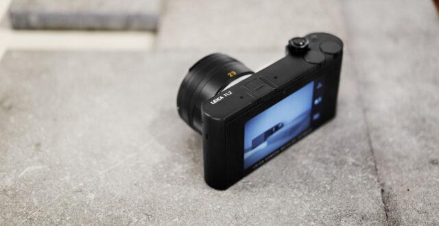 Leica TL2 – Trendy APS-C Mirrorless Camera Goes 4K