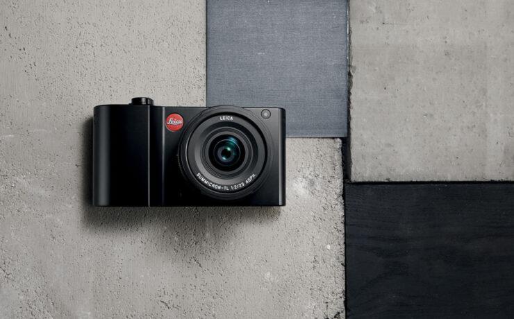 Leica TL2 - Trendy APS-C Mirrorless Camera Goes 4K