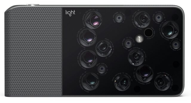 Light L16 – The 16-Lens Camera is Finally Shipping