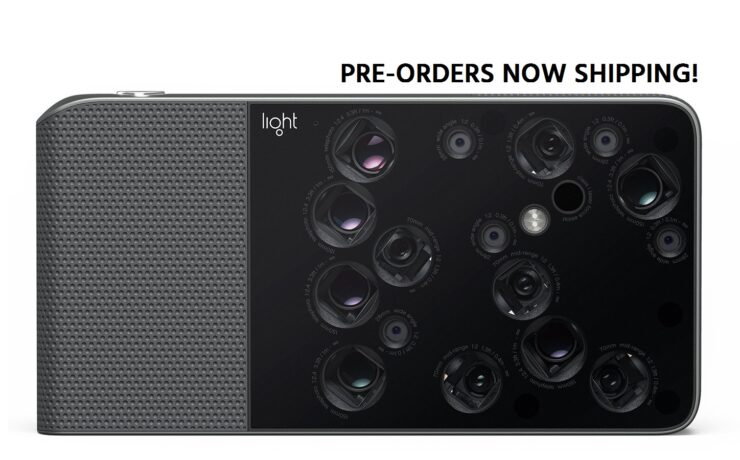 Light L16 - The 16-Lens Camera is Finally Shipping