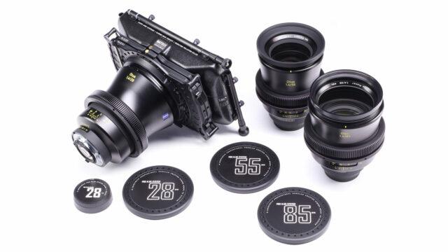 Lockcircle Pro M.95 for Zeiss Otus