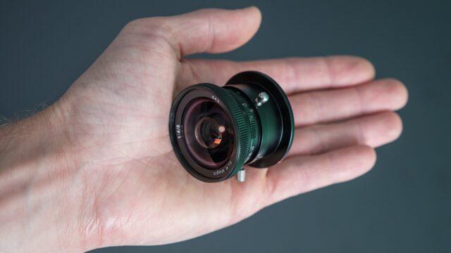 SLR Magic 8mm
