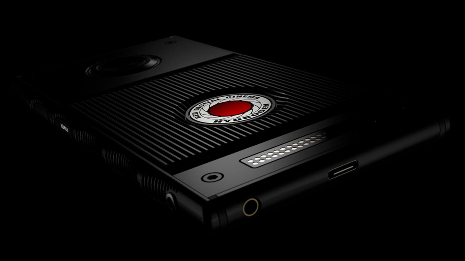 RED Hydrogen - REDスマートフォン