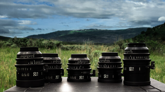 Sigma Cinema Primes – A Hands-on Review in the Field