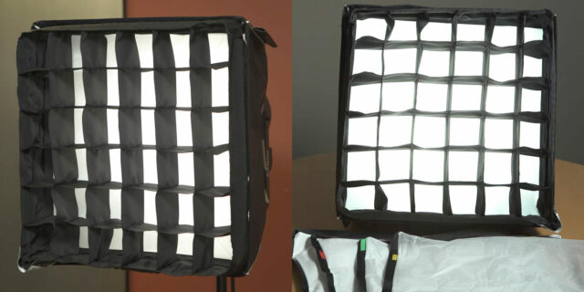 SnapGRIDS for the SnapBag LED Softbox