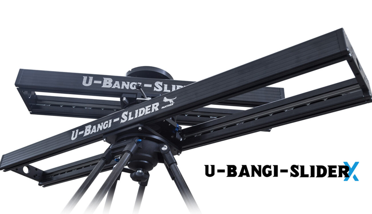 Panther U-Bangi-Slider XY - A High-End Two-Axis Beast of a Slider
