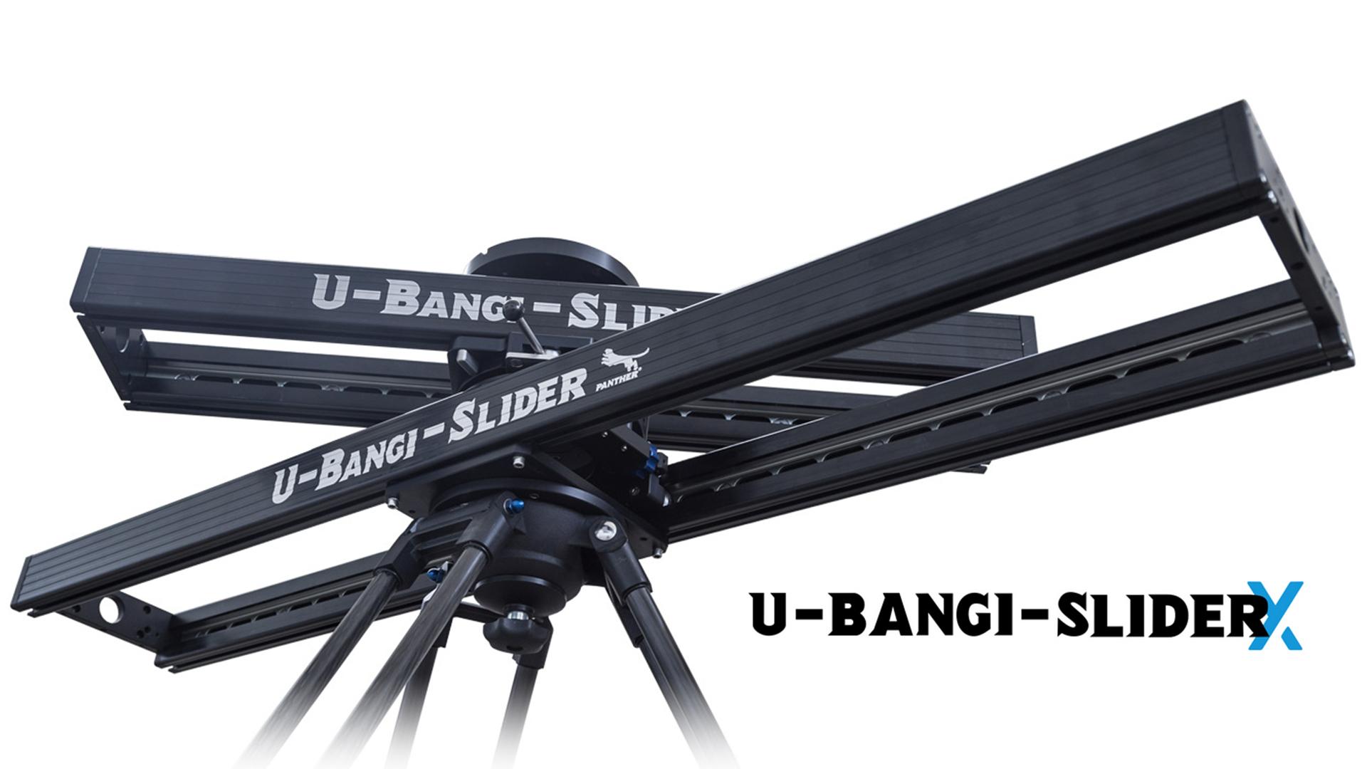 PantherのU-Bangi-Slider XY - 2軸を持つスライダー