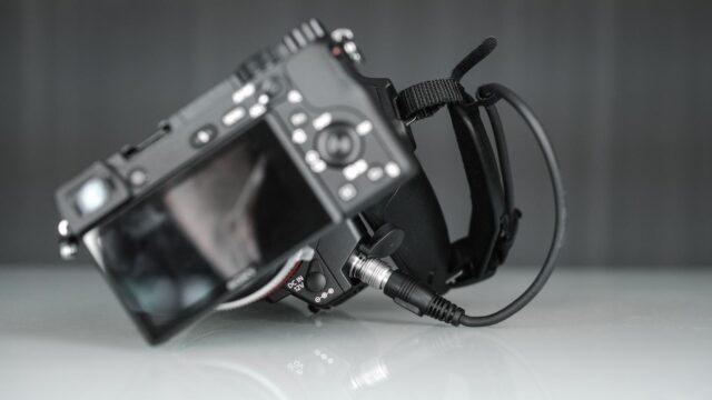 Reseña Canon 18-80mm - Cable Servo