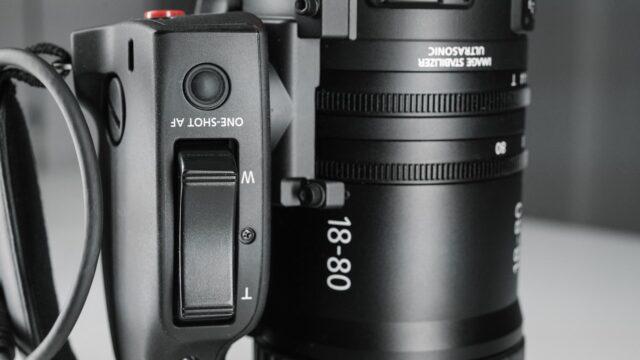 Canon 18-80mm Review - Servo