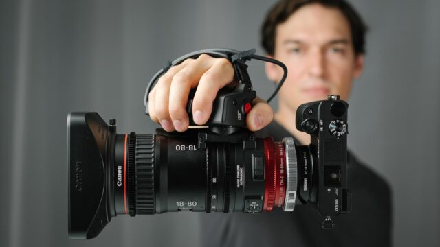 Canon 18-80mm Review - Looking at the Canon CN-E 18-80mm T4.4