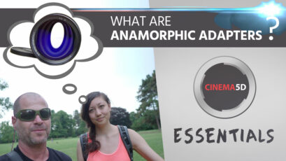 cinema5D Essentials - Our New YouTube Educational Series Goes Live!