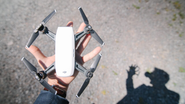 DJI Spark review featured image