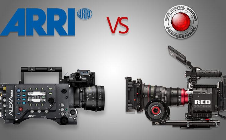 RED vs ARRI - The Fight for the Soul of Digital Filmmaking