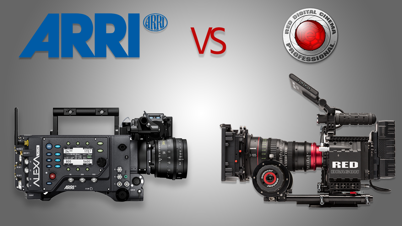 RED vs ARRI - The Fight for the Soul of Digital Filmmaking
