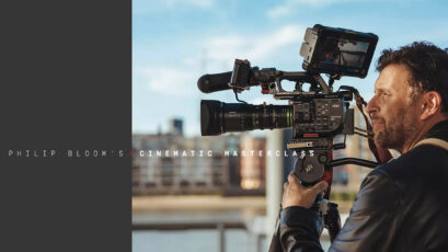 Never Stop Learning - New Cinematic Filmmaking Tutorials from Philip Bloom & More by MZed Pro