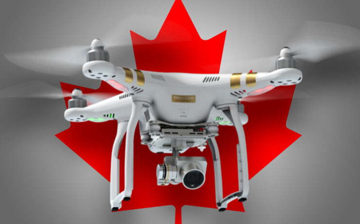 """Canada Drafts Stricter Drone Regulations - DJI """"Disappointed"""""""