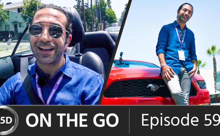 Returning from War to the Real World - Documentary Filmmaker Apo Bazidi - ON THE GO – Episode 59