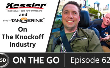 Kessler and Bright Tangerine on the Knockoff Industry - ON THE GO – Episode 62