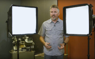DoP Choice SnapBag LED Softbox Solutions Tested