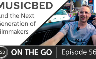 Musicbed CEO Daniel McCarthy on the Next Generation of Filmmakers - ON THE GO – Episode 56