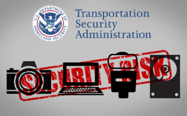 TSA Rolls Out Security Protocols for Camera Screening