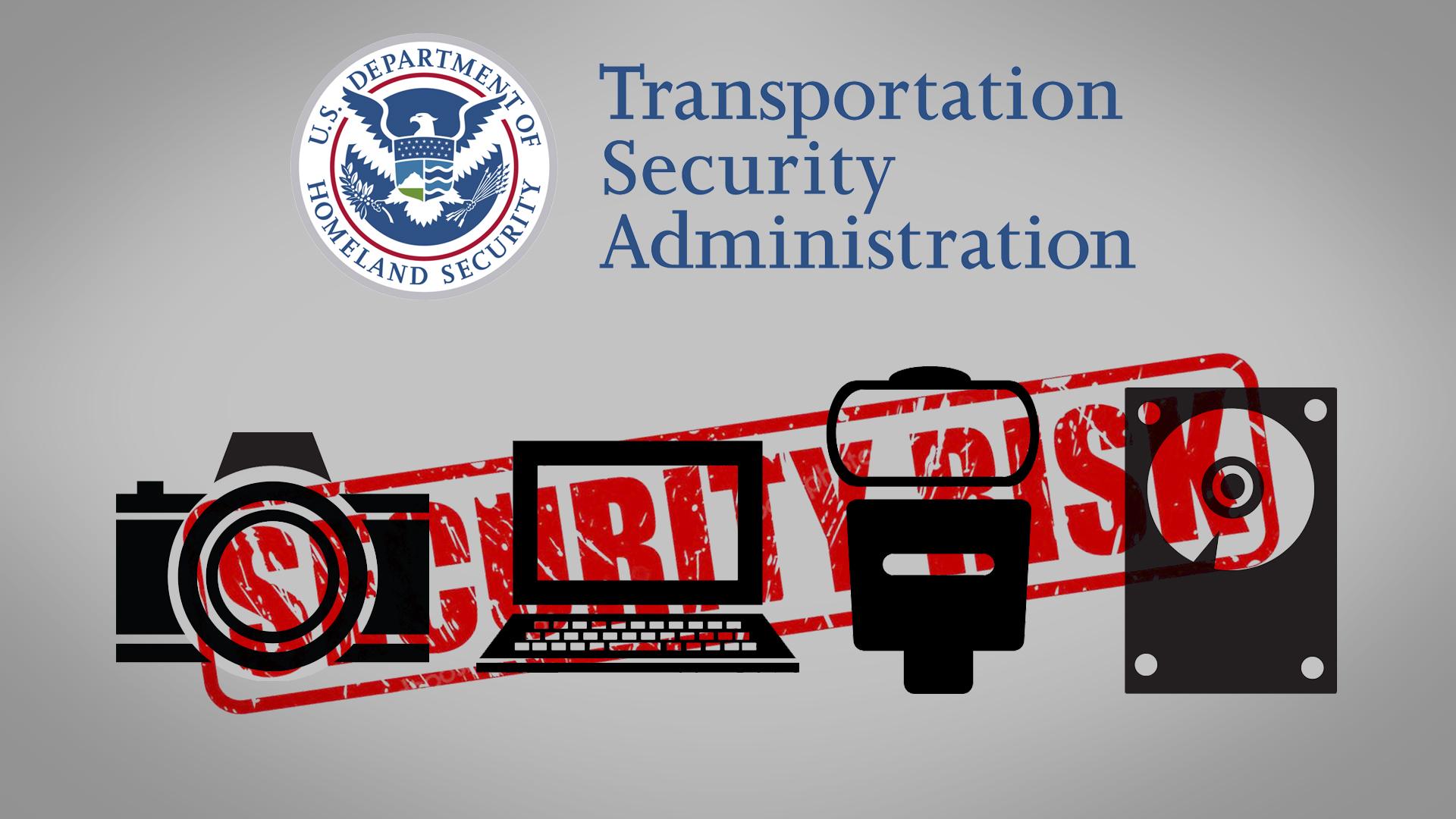 空港の手荷物検査がますます厳しく - TSAが新安全基準を発表