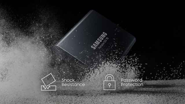 New Samsung T5 SSD is Super Fast – Enough for 4K Raw?