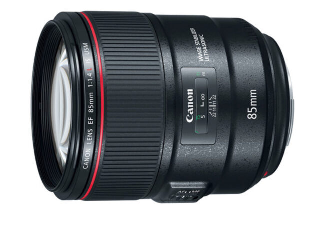Canon's New 85mm 1.4 – Now with Image Stabilization