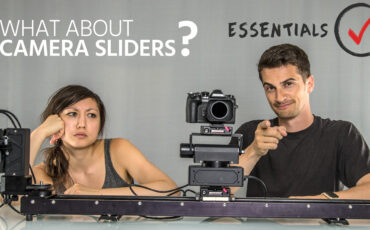 What About Camera Sliders? - How to Use Them, Manually and Motorized