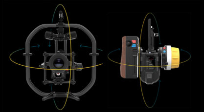 Freefly Pilot Is Shipping - Compact All Axis Control Of Your MōVI