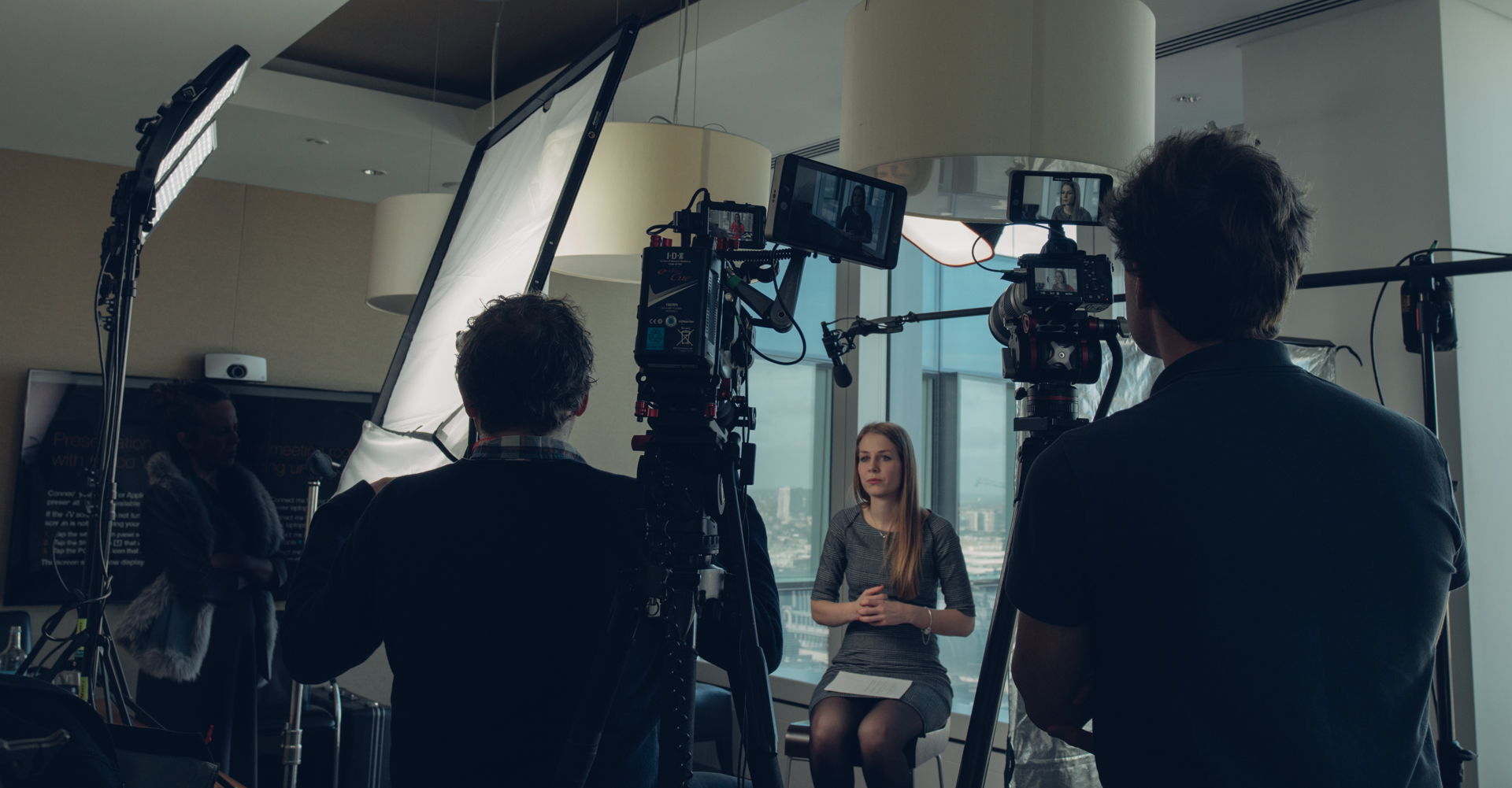 8 Easy Rules To Enhance Your Interview Lighting | cinema5D